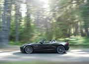 jaguar f-type roadster-475124