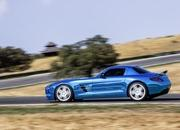 mercedes sls amg coupe electric drive-475370