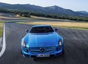 mercedes sls amg coupe electric drive-475373