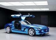 mercedes sls amg coupe electric drive-475376