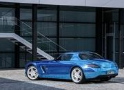 mercedes sls amg coupe electric drive-475388
