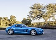 mercedes sls amg coupe electric drive-475367