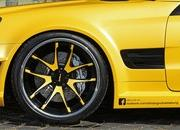 mercedes-benz sl 55 amg liquid gold by fostla.de-476710