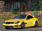 mercedes-benz sl 55 amg liquid gold by fostla.de-476713