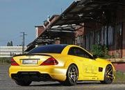 mercedes-benz sl 55 amg liquid gold by fostla.de-476701