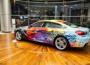 bmw 650i gran coupe art car-482696