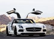 mercedes sls amg black series-481407