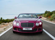 2013 bentley continental gt speed convertible pictures leak 2