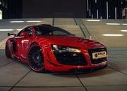 audi r8 pd gt650 by prior design-486543