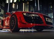 audi r8 pd gt650 by prior design-486528