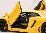 autoart 8217 s 1 18 lamborghini aventador lp700-4 makes for a sweet holiday present-485020