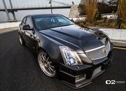 cadillac cts-v with d2forged wheels-486974