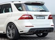 mercedes ml63 amg widestar by brabus-485358
