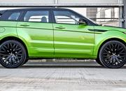 range rover evoque rs250 green pearl by kahn design-486515