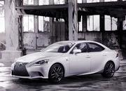 lexus is f-sport 2