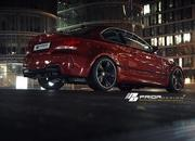 bmw 1-series coupe gets 1m look from prior design-489981