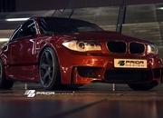 bmw 1-series coupe gets 1m look from prior design-489986