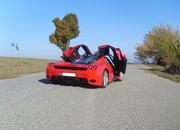 a fairly accurate ferrari enzo replica with bimmer power hits ebay-488023