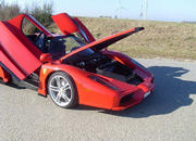 a fairly accurate ferrari enzo replica with bimmer power hits ebay-488035