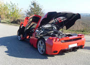 a fairly accurate ferrari enzo replica with bimmer power hits ebay-488013