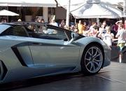 lamborghini ramping up 50th anniversary with aventador roadster launch in miami-490878