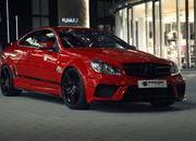 mercedes c-class coupe by prior design-488001