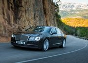 bentley continental flying spur-493357