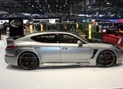 porsche panamera grandgt carbon fiber by techart-497333