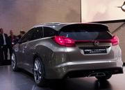 honda civic tourer concept-496505