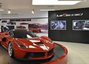 laferrari will be displayed at the ferrari museum in maranello-496297