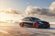 mercedes c63 amg black series by adv1-503544