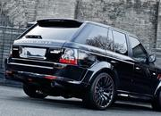 range rover santoniri black rs 600 kahn cosworth by kahn design-503577