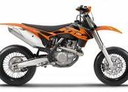 2013 KTM 450 SMR | motorcycle review @ Top Speed