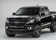 2016 chevrolet colorado z71 midnight edition truck. Black Bedroom Furniture Sets. Home Design Ideas