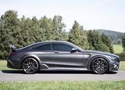 mercedes-amg s63 coupe black edition by mansory - DOC665500