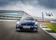 nissan 039 s gt-r drone can run to 60 mph in the blink of an eye video - DOC680692