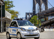 smart fortwo nypd edition - DOC689247
