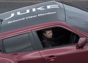 nissan juke sets world-first quot blind quot j-turn record - DOC697755