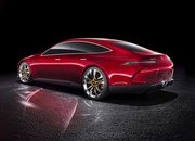 mercedes-amg gt concept is the beefed-up 4-door sports car you 039 ve been asking for - DOC708193