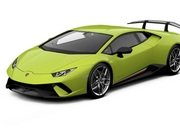 the lambo huracan performante comes in all sorts of awesome colors - DOC711504