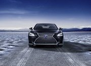 the 2018 lexus ls 500h is further proof that the hybrids are taking over - DOC708475