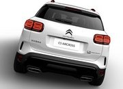 citroen c5 aircross bows in china comes to europe in 2018 - DOC714041