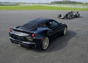 the lotus evora sport 410 gp edition brings the iconic jps livery to the u.s. - DOC712189